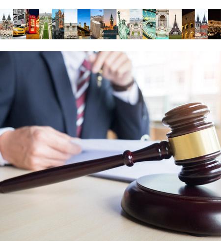Judicial debt collection